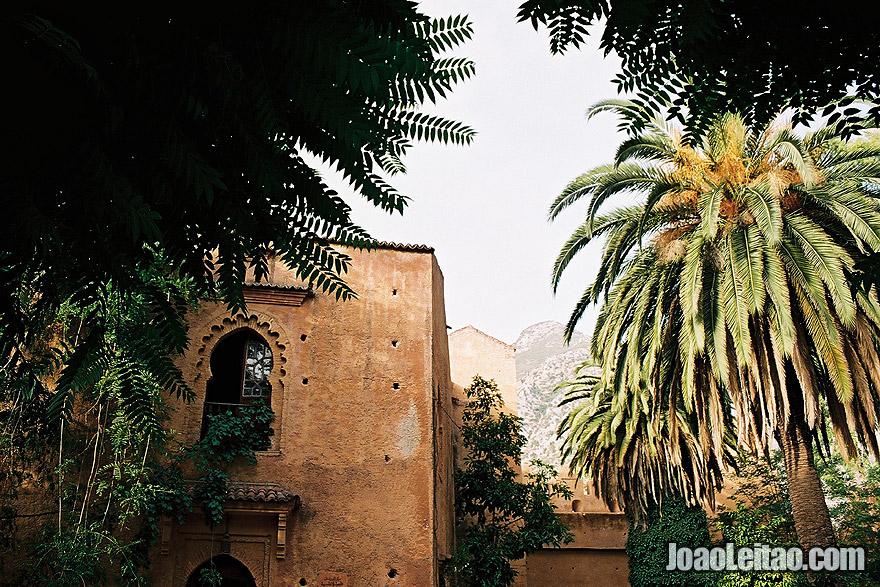 Foto de Chefchaouen em Marrocos