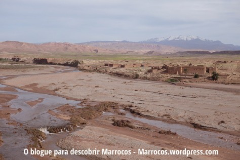Arredores de Ouarzazate